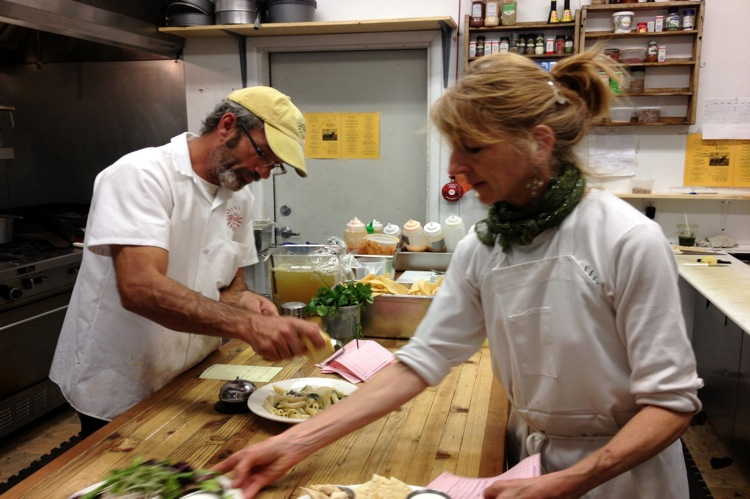 The Farm Bistro Laurie and Rusty