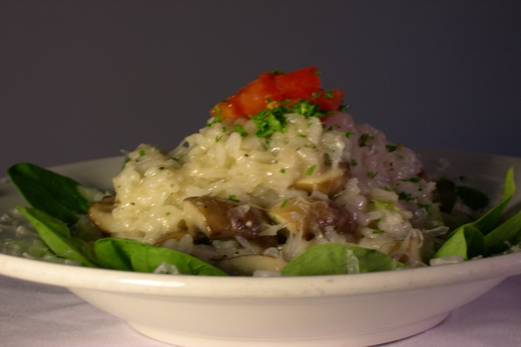 The Farm Bistro Risotto